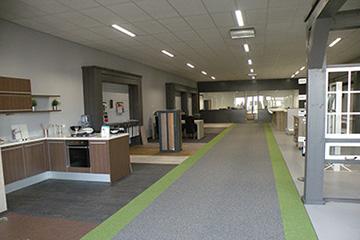 Showroom IJsselglas Kampen