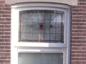 Glas in lood isolatieglas