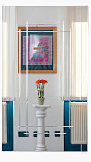 Spiegel in huis