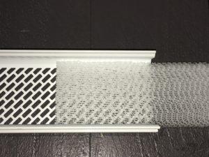 Hoe een pollenfilter in ducoton ventilatierooster te plaatsen