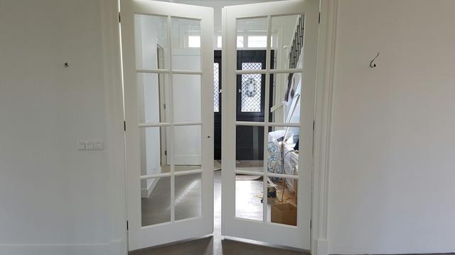 Beglazing-in-binnendeur